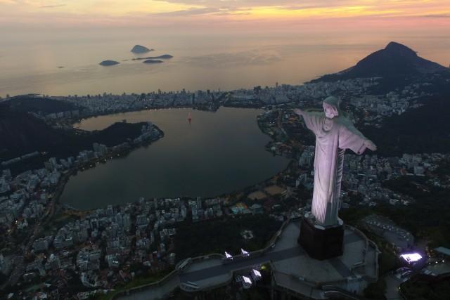 Christ the Redeemer, Rio de Janeiro, RJ, Brazil