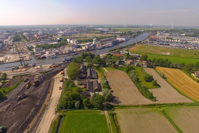 Alphen aan den Rijn, Zuid-Holland, Nederland