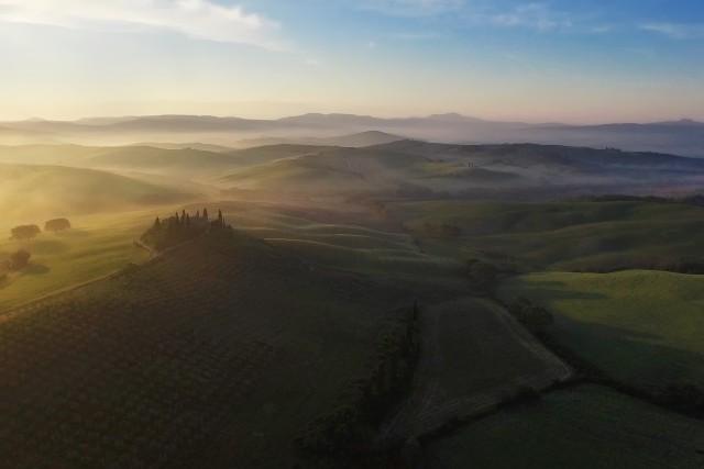 Val d'Orica, Tuscany, Italy