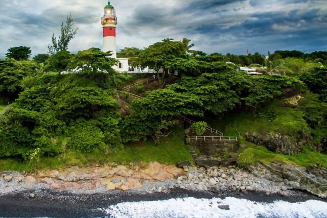 phare de sainte Suzanne, Reunion Island