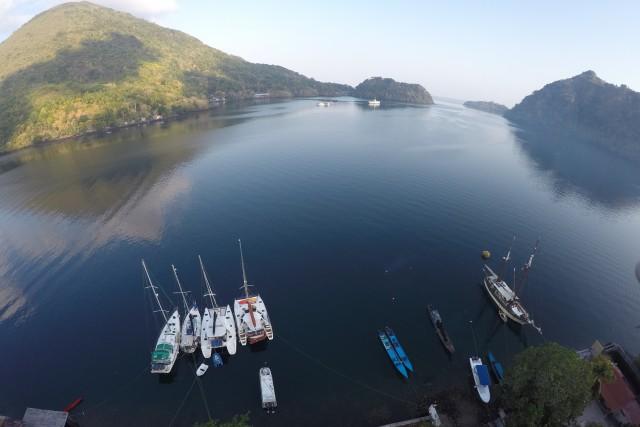 Banda Api island, Maluku, Indonesia