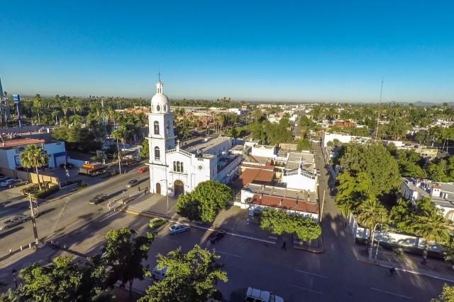 Sagrado Corazon de Jesus, Los Mochis, Sinaloa, MX