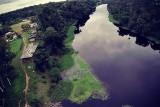 The Nyong river; Ebogo, Mbalamayo,Cameroon