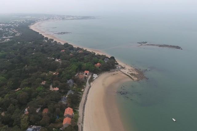 Ile de Noirmoutier : Côte Est 2