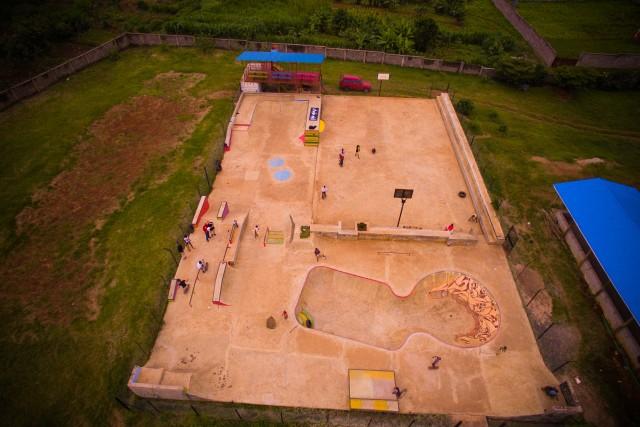 Shangilia Mtoto wa Africa Primary School – Skate Park