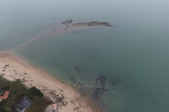 Ile de Noirmoutier : Le rocher du Cobe