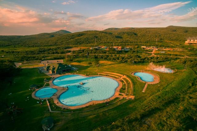 Kenyan Geothermal Spa