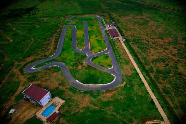 TGRV RACETRACK (TGRV), Maai Mahiu Kenya