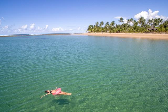 Península de Maraú, Bahia, Brasil
