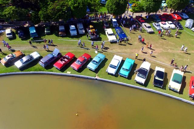 Festival de Carros Antigos