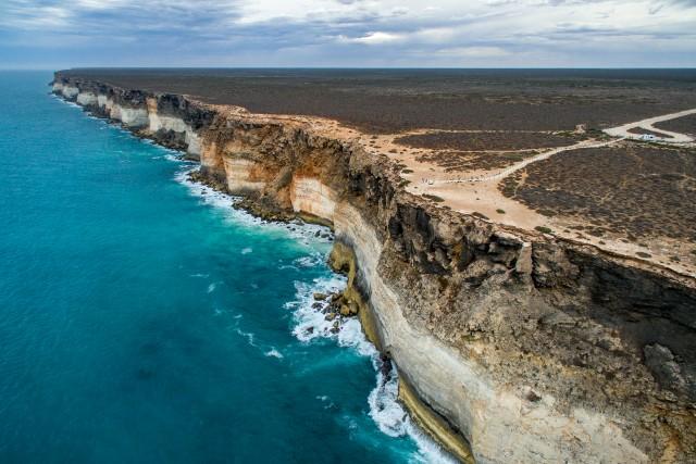 Nullarbor Clifs, Great Australian Bight, South Australia