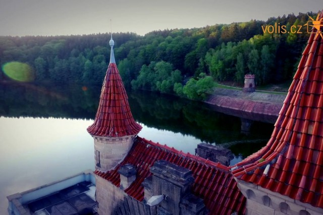 Czech Republic, Dam Les Kralovstvi