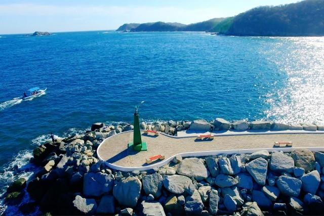 Chahué Bay