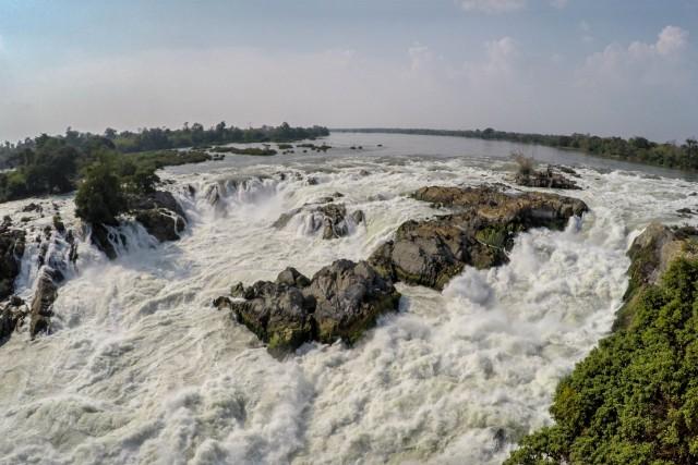 Khone Phapheng Falls, Laos