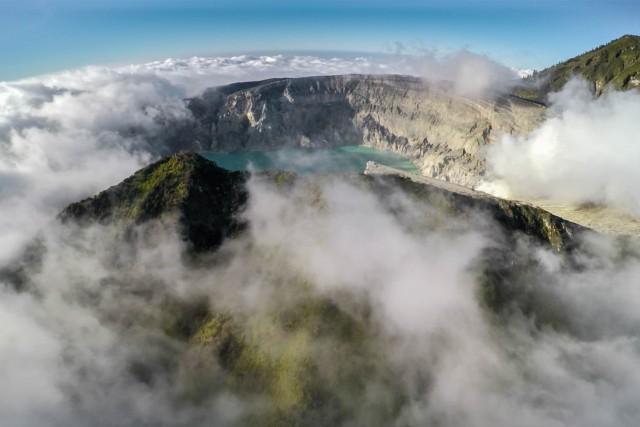Mount Ijen, Java island, Indonesia