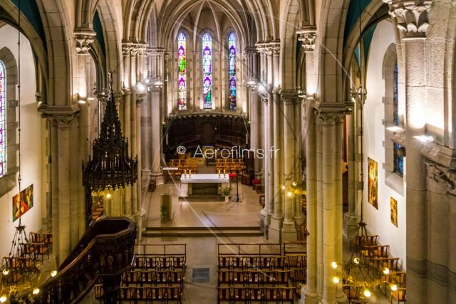 Eglise de Brignais