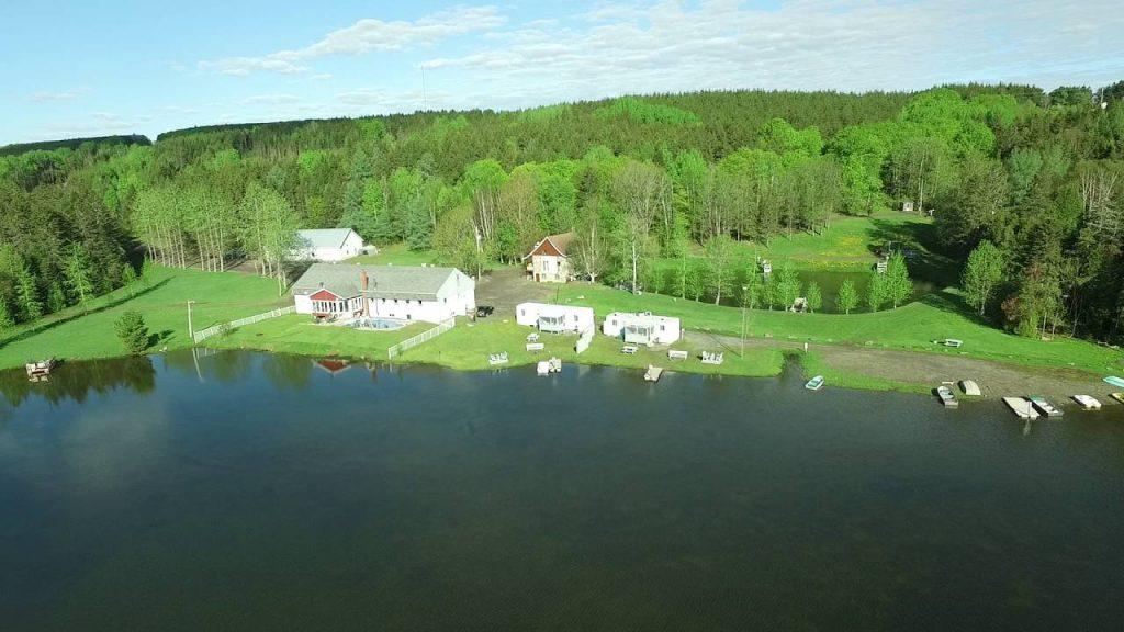 Étang de pêche, Lac-du-Repos, 492 Route ...