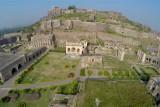 Golkonda Fort,Hyderabad,Telangana,India