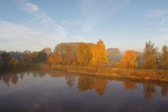Goldener Oktober in Westfalen