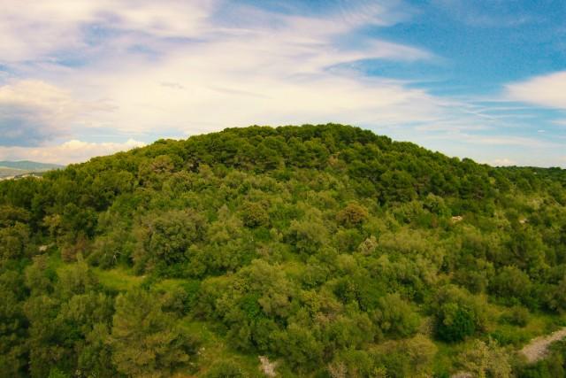 Green Mountain, Island Ciovo, Croatia
