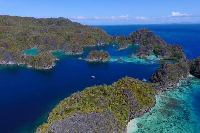 Painemu, West Papua, Raja Ampat, Indonesia