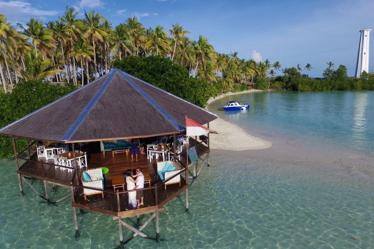 Virgin Cocoa, East Kalimantan, Indonesia | Dronestagram