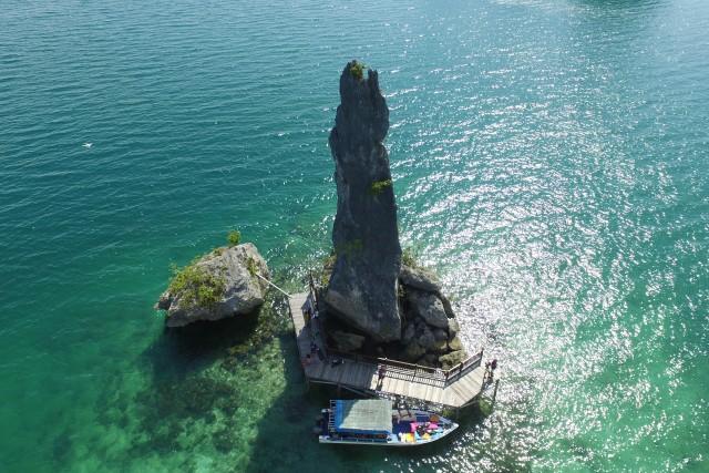 Batu Pensil, West Papua, Raja Ampat, Indonesia