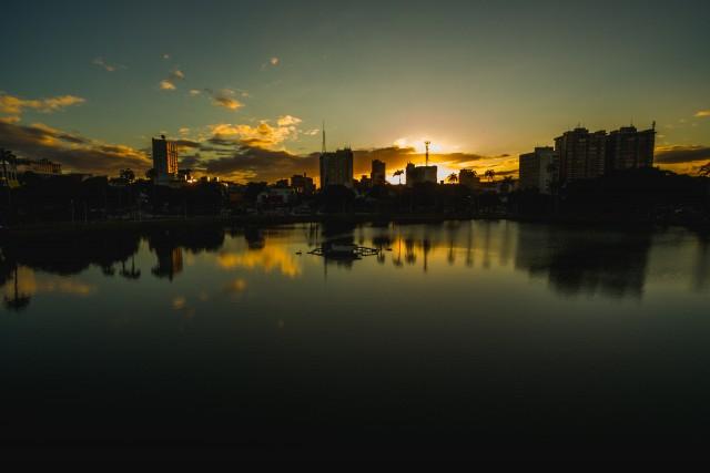 Parque Solon de Lucena, Joao Pessoa, Brazil