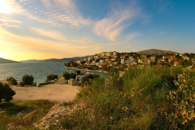 Okrug Donji, Island Ciovo, Croatia
