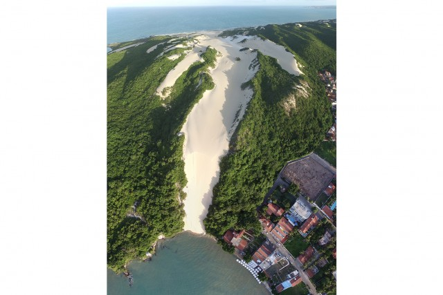 Morro do Careca, Natal, Rio Grande do Norte, Brasil