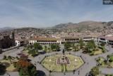 Plaza de Armas de Ayacucho, Perú.