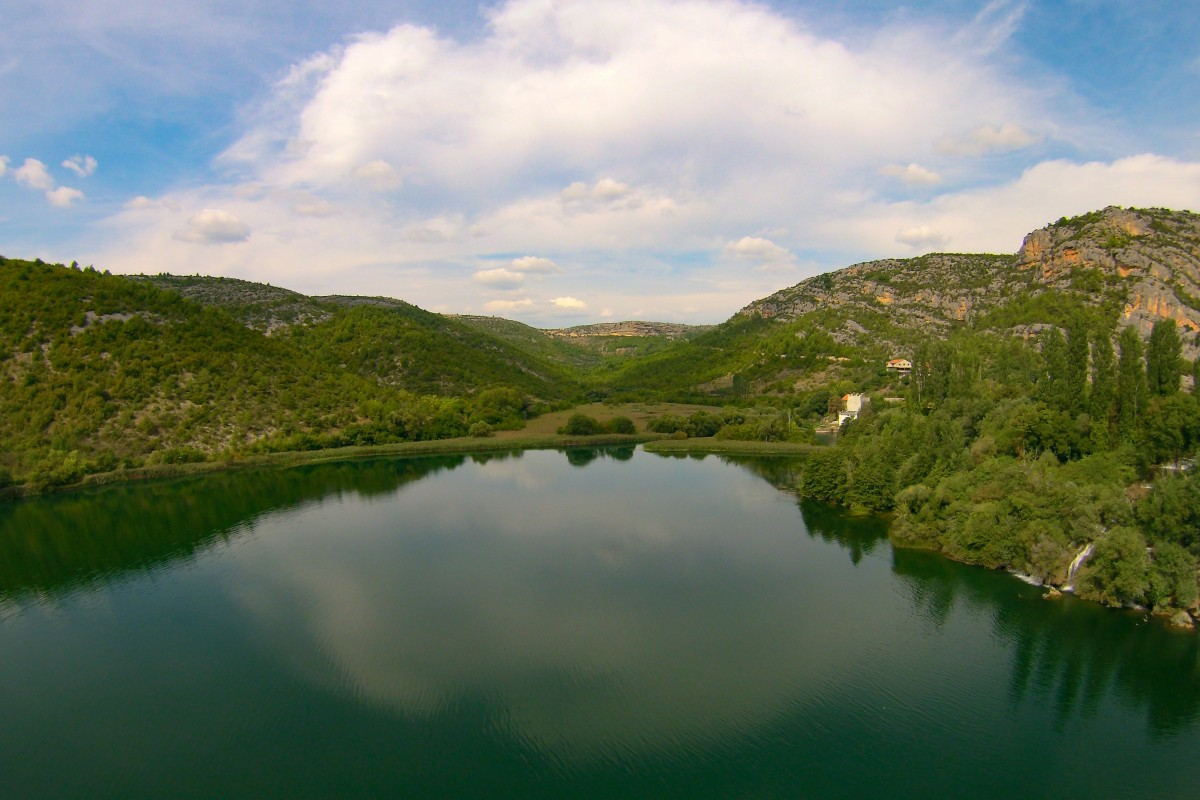 Krka National park, Šibenik, Croatia