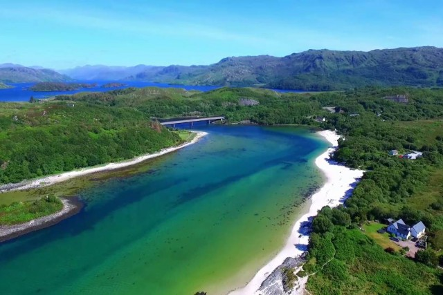 Sands of Morar, West Highlands, Scotland