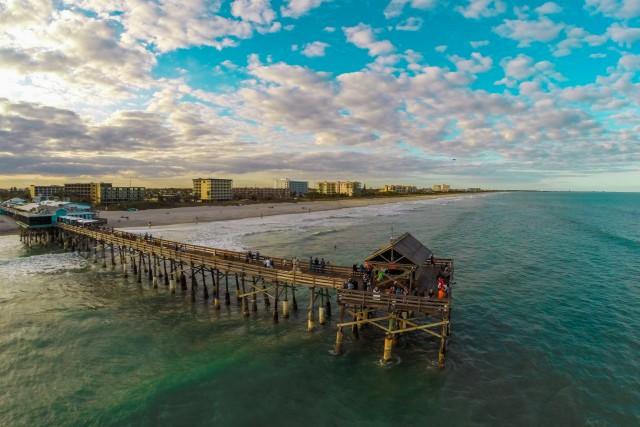 Cocoa Beach, Florida, USA
