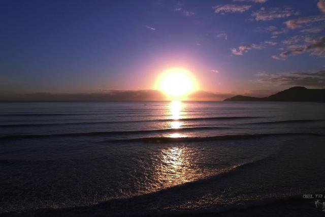 Balneario Camboriú Beach, South Brazil