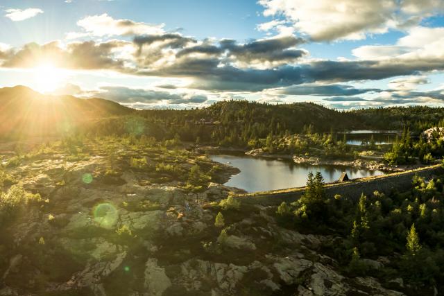 Jonskunten, Kongsberg, Norway