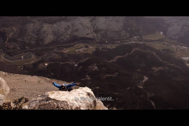 2016 Drone Experience Film Festival's candidate : Acrophobia VOSTFR