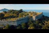 2016 Drone Experience Film Festival's candidate : Voidokilia beach