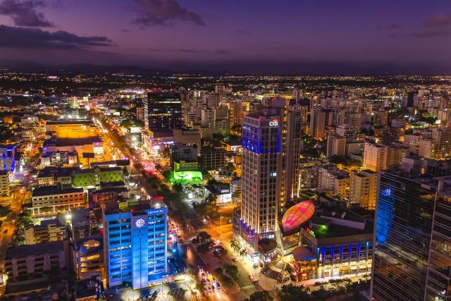Downtown, Santo Domingo, Dominican Republic