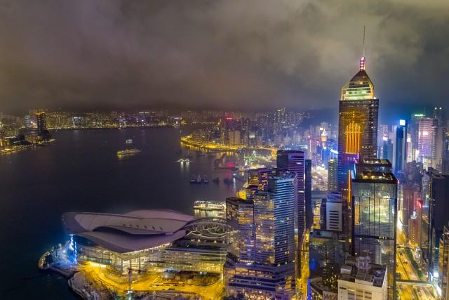 Victoria's Harbour, Hong Kong