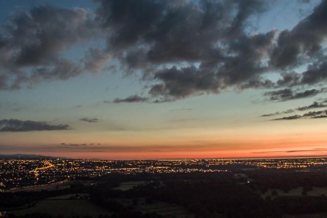Merseyside Sunset