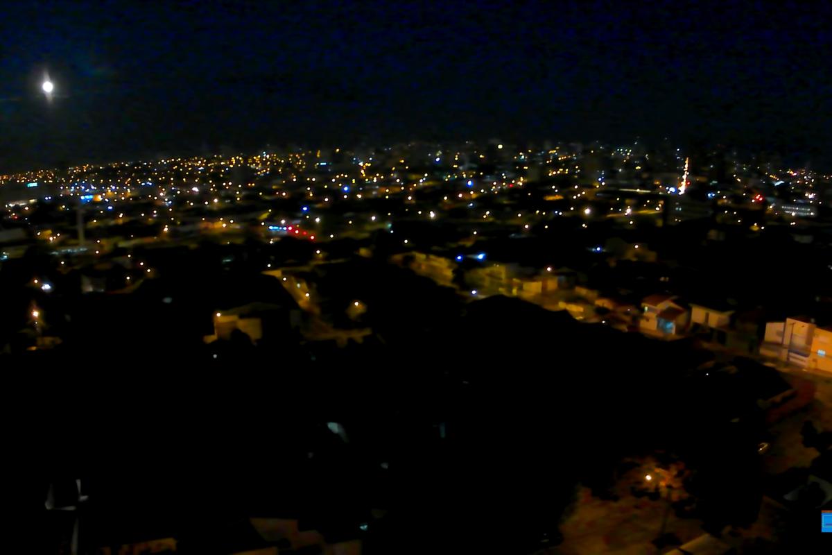 Noite em Bauru