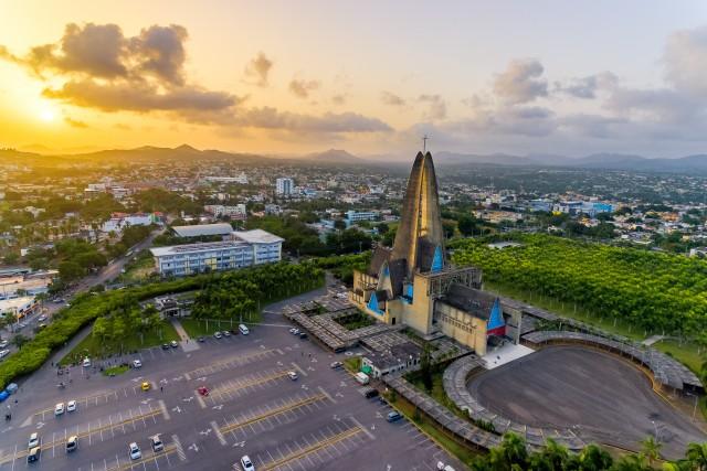 Basilica Nuestra Señora de la Altagracia, Higuey, Dominican Republic