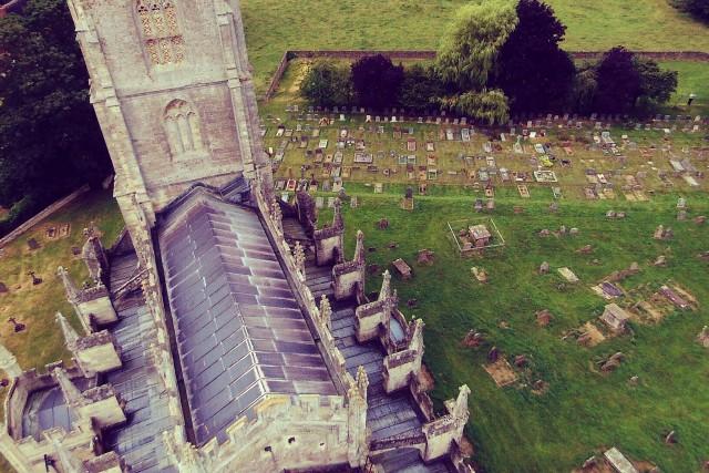 steeple ashton church