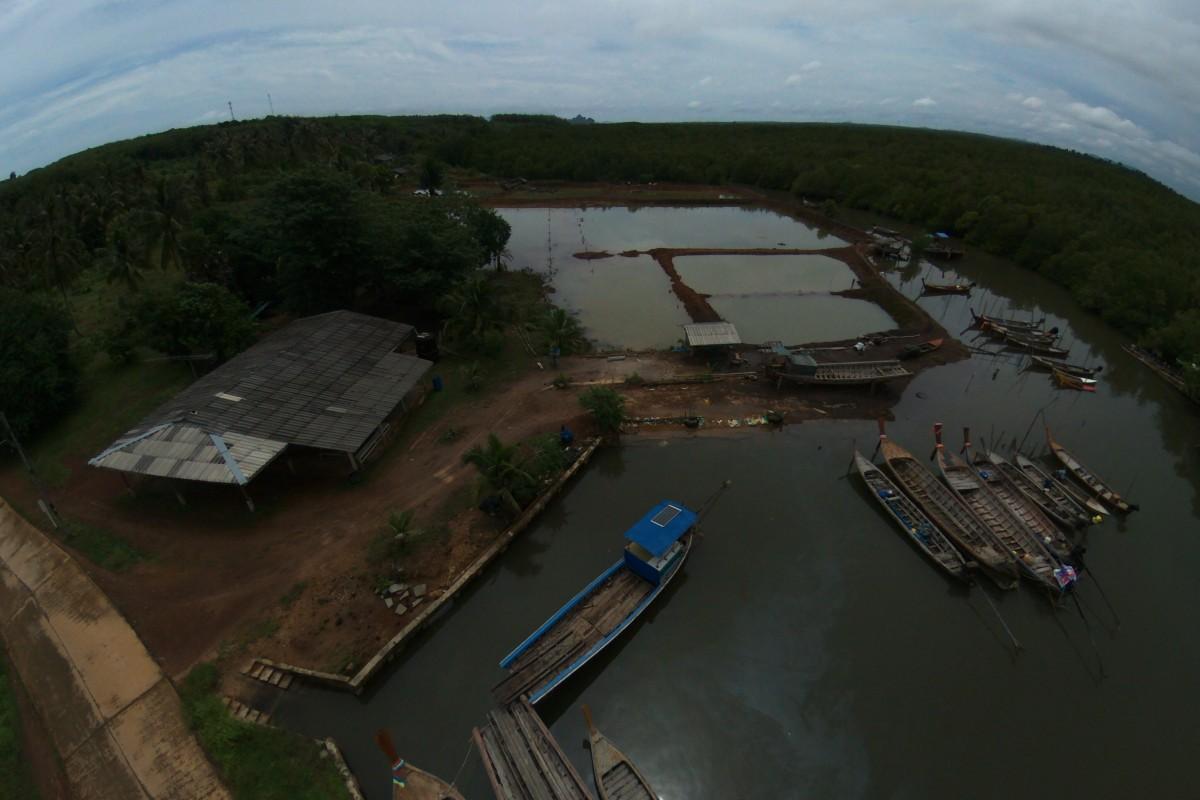 Koh Sriboya (Krabi) Thailand  city photos : Koh Sriboya Island, Krabi, Thailand | Dronestagram