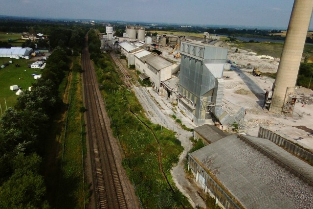 Lafarge Cement Works