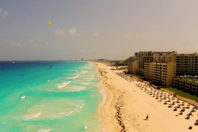 Hotel Zone, Cancun, Mexico