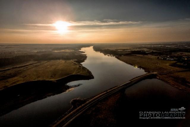 Vandkraftsøen