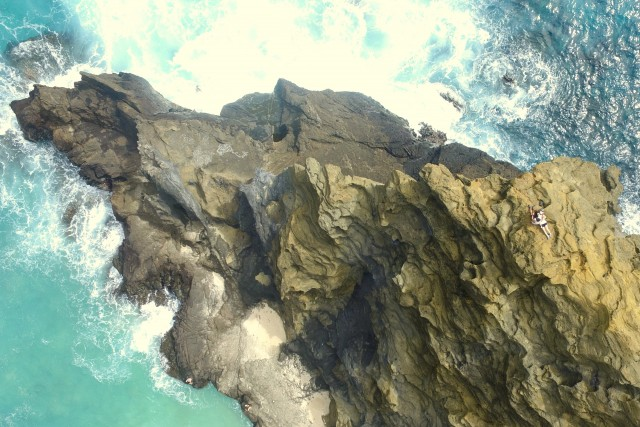 Halona Blowhole, Oahu, HI