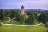 Babelsberg Park, Potsdam, Germany